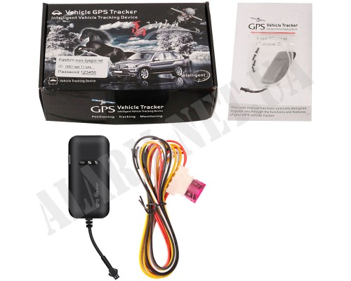 GPS Трекер DYEGOO: GT02A