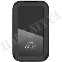 GPS / GPRS Трекер: GF-22